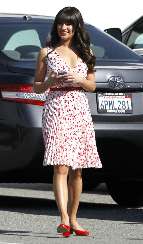 Will Lea Michele Be on The Glee Project Season 2?