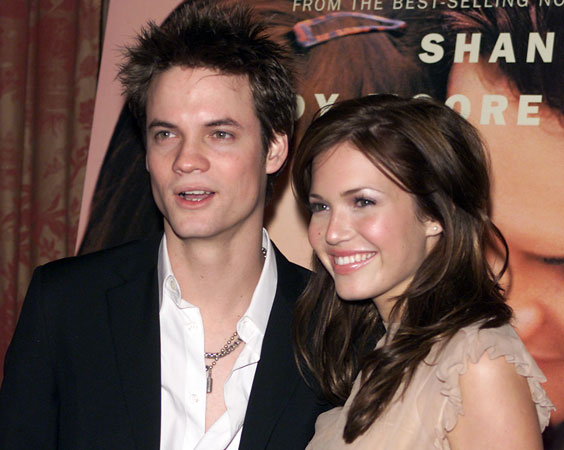 did shane west and mandy moore have a relationship
