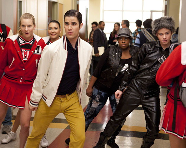 Glee's Michael Jackson Episode: More Photos From Season 3, Episode 11 Revealed!