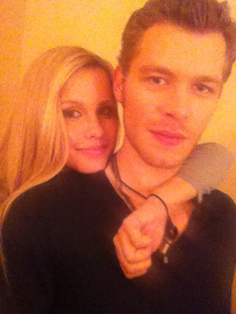 Is Vampire Diaries Joseph Morgan Dating Claire Holt You