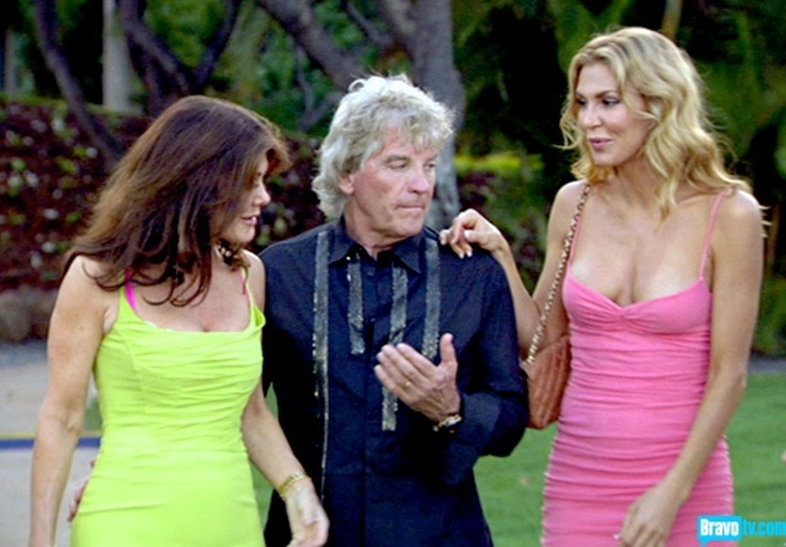 Lisa Vanderpump on Kim and Ken's 'Cavalier Attitude' in Real Housewives of Beverly Hills Season 2, Episode 18