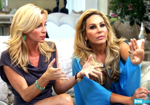 More Rumors Circulating That Camille Grammer Is out for Real Housewives of Beverly Hills Season 3