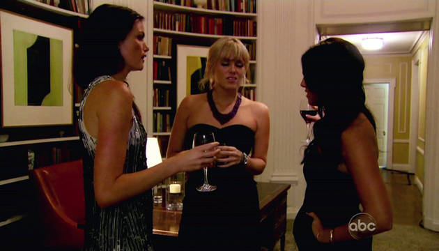 """You're A Creeper And You Drain People's Blood!"" Stupidest Quotes From The Bachelor Season 16, Episode 3"