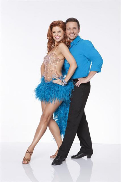 Why Drew Lachey and Helio Castroneves Went Home on DWTS All-Stars Week 3