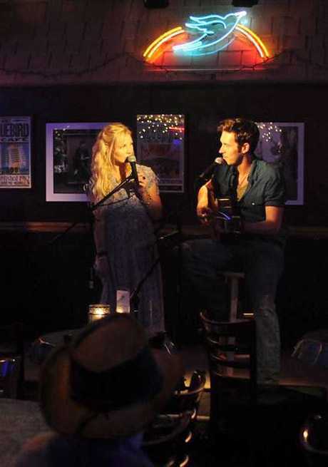 What's the Song at the End of Nashville Season 1, Episode 1?