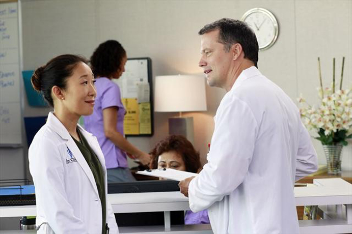 Caption This: What Is Cristina Thinking on Grey's Anatomy Season 9, Episode 3?