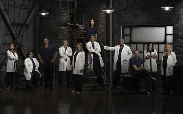 Is Grey's Anatomy New on Thursday, October 18, 2012?