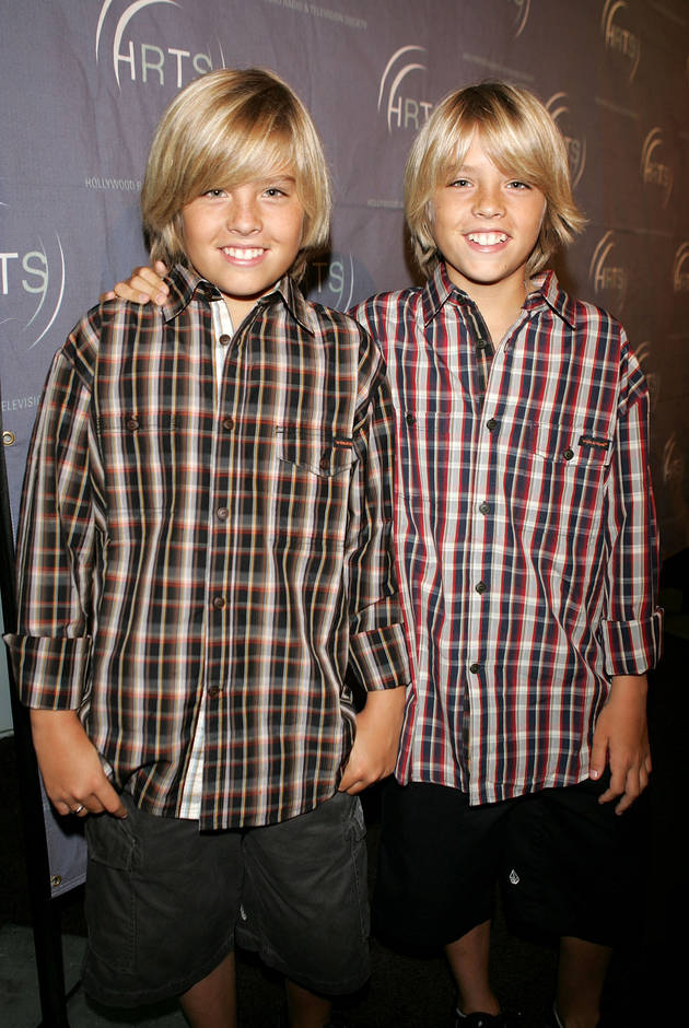 Then & Now: 20 Disney Channel Stars | iHeartRadio |Cole And Dylan Sprouse Then And Now
