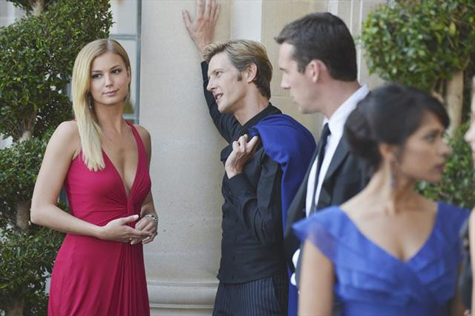 Is Emily Thorne and Nolan Ross's Friendship Coming to an End on Revenge Season 2?