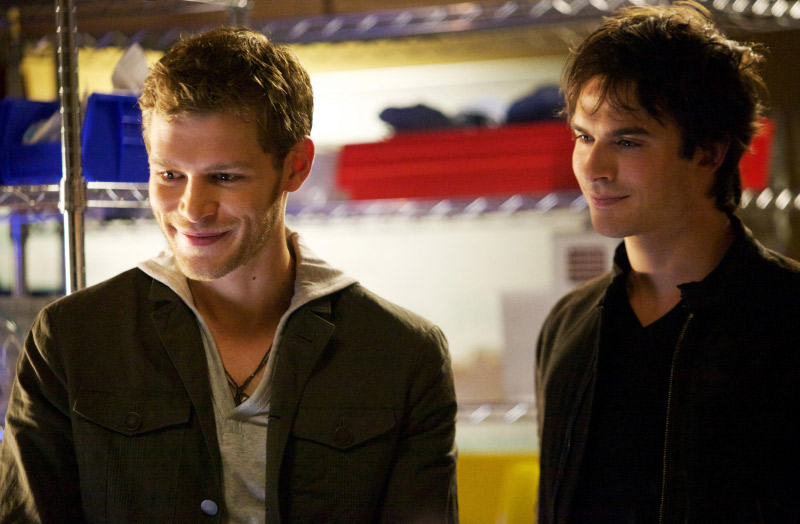 Is The Vampire Diaries New Tonight, October 25, 2012?