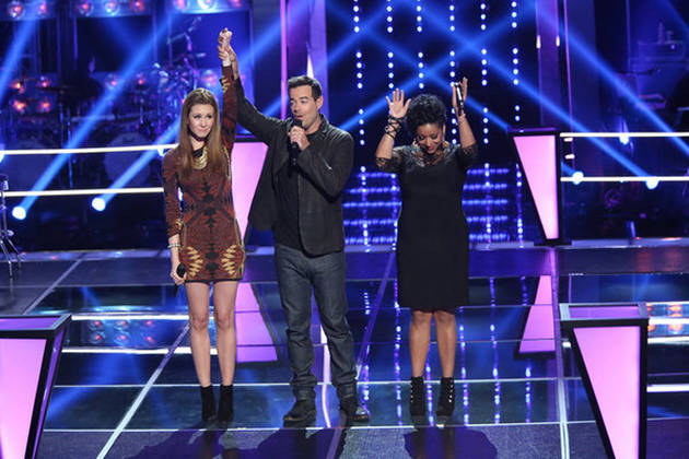 The Voice Season 3: Music List From Knockout Round 1, Oct. 29, 2012