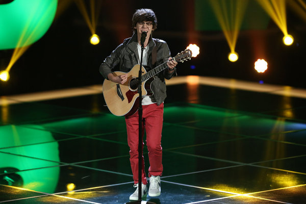 Who Is Mackenzie Bourg From The Voice Season 3?