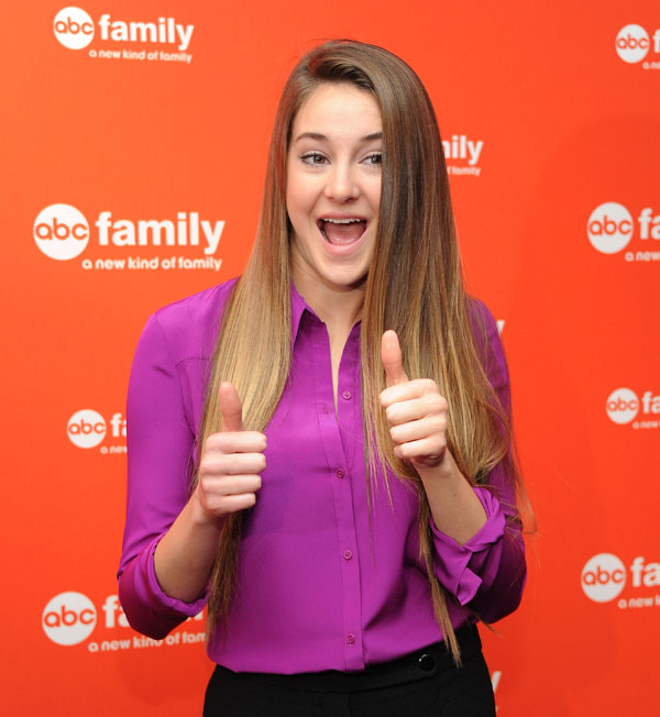 Secret Life's Shailene Woodley in Talks to Play Mary Jane Watson in The Amazing Spider-Man 2!