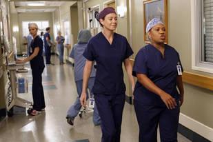 Is Grey's Anatomy New on Thursday, November 1, 2012?