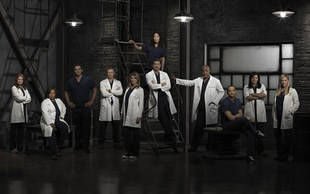 Grey's Anatomy Is Nominated For Two People's Choice Awards in 2013!