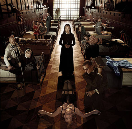 "American Horror Story: Asylum Recap: Episode 4,  ""I Am Anne Frank, Pt. 1"" Features Most Disturbing Scene Yet"