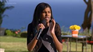 X Factor 2012: Diamond White Cut From Live Shows — Arin Ray Makes Top 12