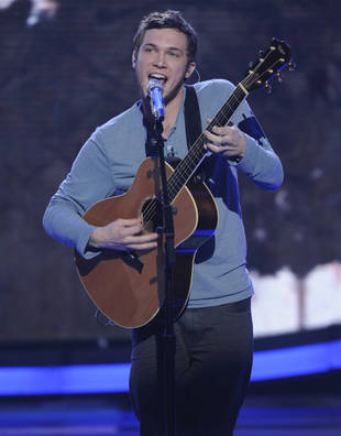 Phillip Phillips Plans First Headlining Tour for February 2013