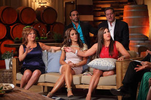 Is The Real Housewives of New Jersey New Tonight, November 4, 2012?