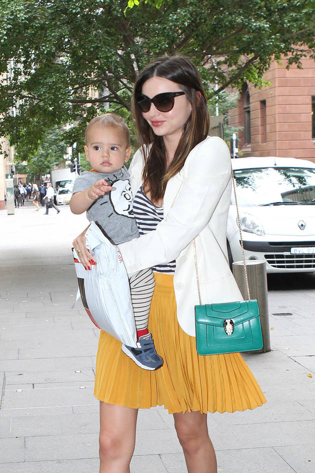 Is Miranda Kerr Pregnant Again?