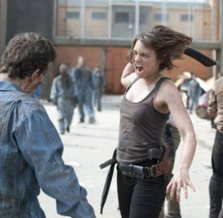 The Walking Dead Season 3 Spoilers: Glenn and Maggie in Trouble on Episode 6?