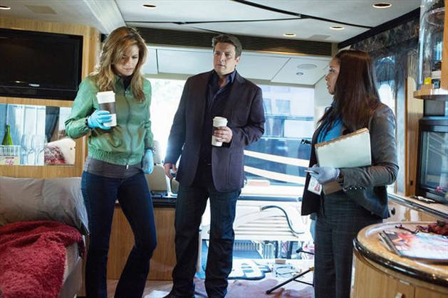 Is Castle New Tonight Monday, November 12, 2012?