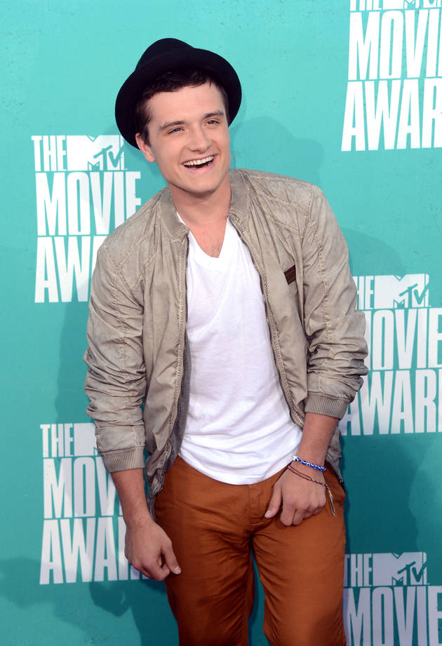 Josh Hutcherson Reveals His Most Embarrassing Hunger Games Moment (VIDEO)