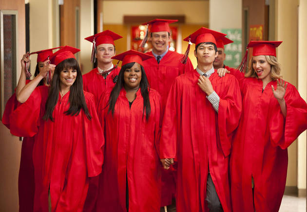 Glee Season 4 Spoilers: Which Seniors Are Back at McKinley for Episodes 5 and 6?