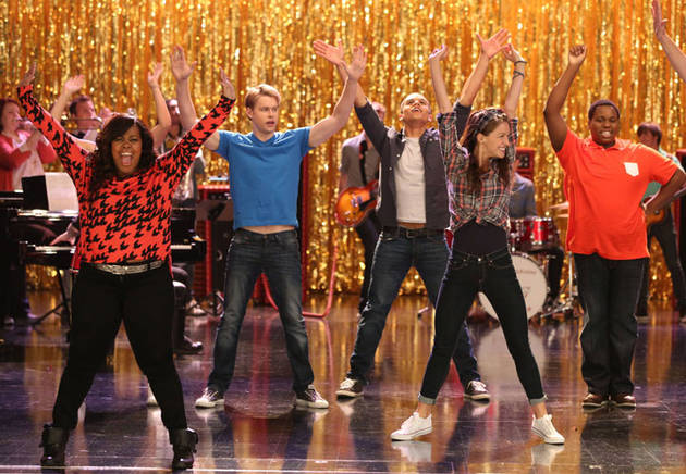 Is Glee New Tonight: Thursday, November 8, 2012?