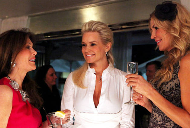 Real Housewives' Yolanda Foster to Sell Necklace She Wore on Season 3, Episode 1