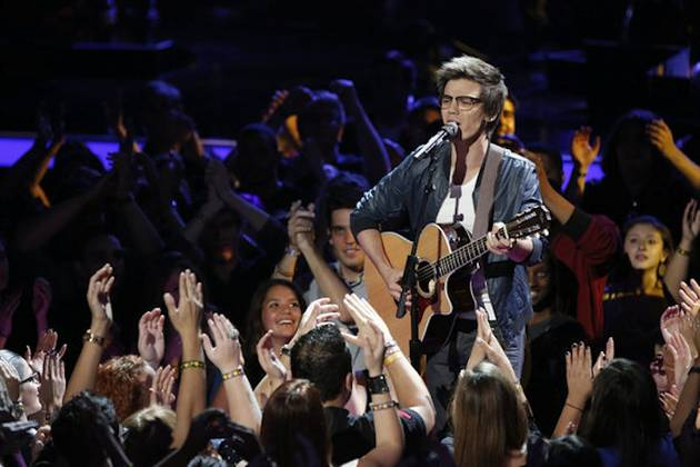 Should MacKenzie Bourg Have Been Eliminated on The Voice Season 3 on Nov. 8, 2012?
