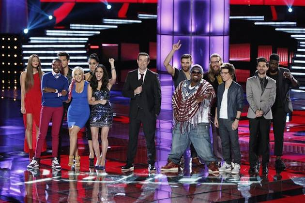 The Voice Season 3: Music List From Live Playoff Rounds, Nov. 7, 2012