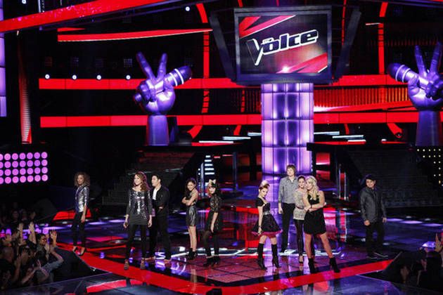 Who Is in the Top 12 on The Voice Season 3?
