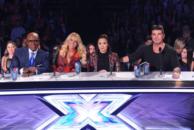 Who Is the Best Mentor on The X Factor 2012?