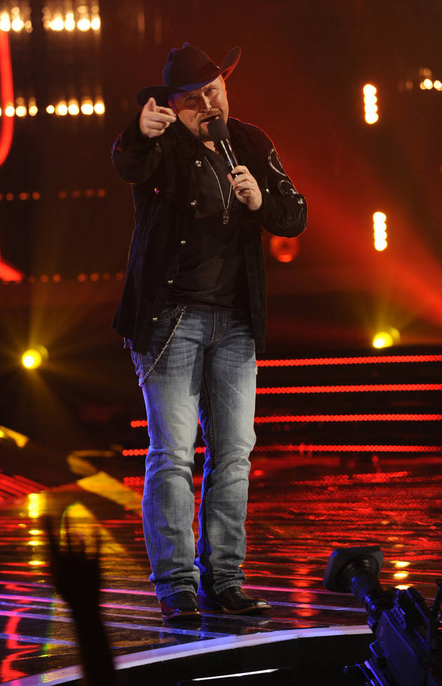 5 Reasons Tate Stevens Will Win The X Factor USA 2012