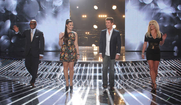 Is X Factor New Tonight, November 15, 2012?