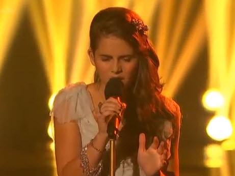 "Best Performances From X Factor's ""Thanksgiving"" on November 21, 2012"