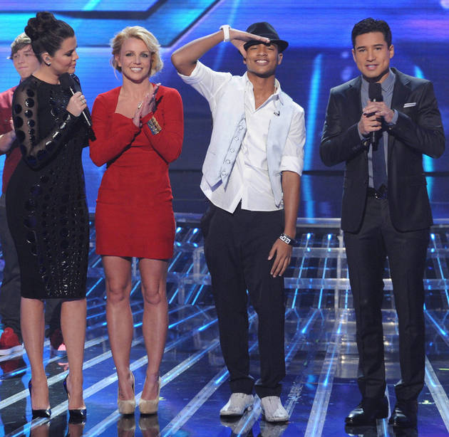Who Went Home Last Week on The X Factor USA 2012?