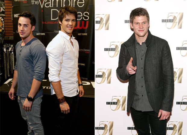 How Tall Are the Stars of The Vampire Diaries?
