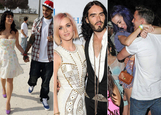 Who is katy perry dating right now