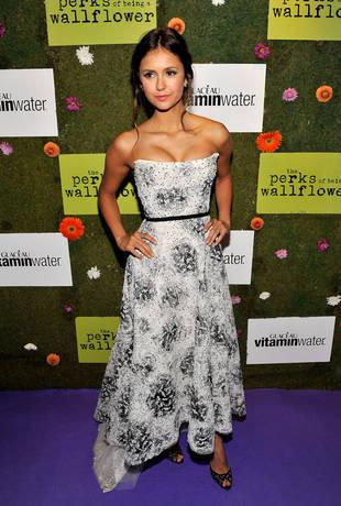 Vote For Nina Dobrev in the Red Carpet Fashion Awards Best of 2012!