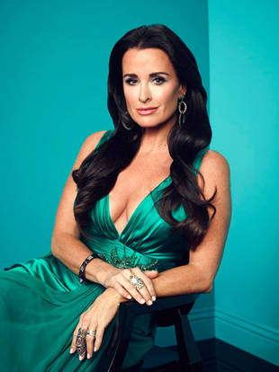 How Does Kyle Richards Keep Her Hair So Shiny? The Real Housewife Spills Her Secrets! (VIDEO)