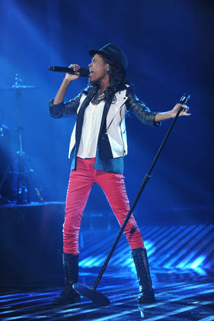 X Factor 2012 Live Results: Diamond White Eliminated — Fifth Harmony in Top 4!