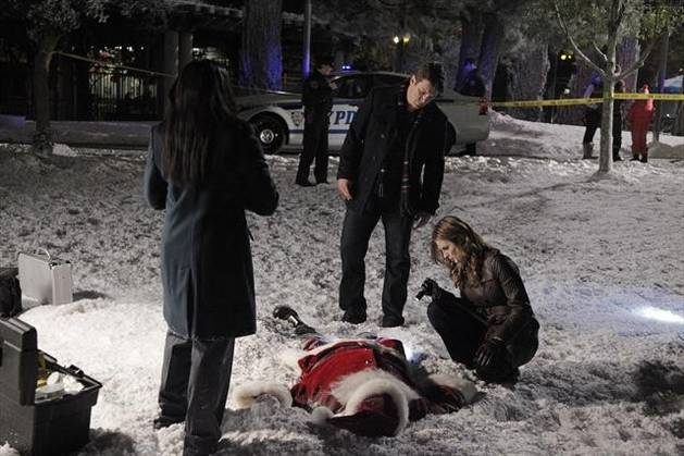 Is Castle New Tonight, Monday, Dec. 3, 2012?