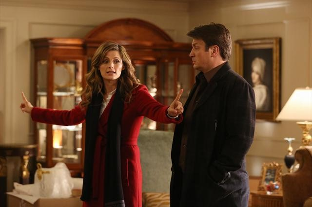 Will Castle and Beckett Break Up in Season 5?