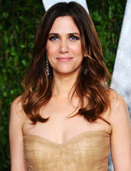 Will Kristen Wiig Play Steve Carell's Love Interest in Anchorman 2?