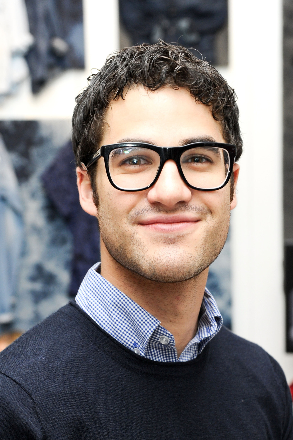What Color Are Darren Criss S Eyes You Asked We Answered