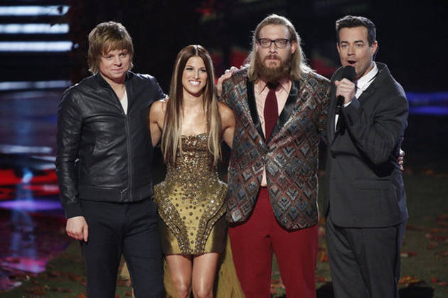 The Voice Season 3: Music List From the Live Finals, Dec. 17, 2012