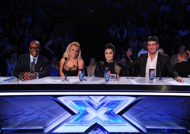 X Factor Top 6 to Sing Twice on December 5, 2012!