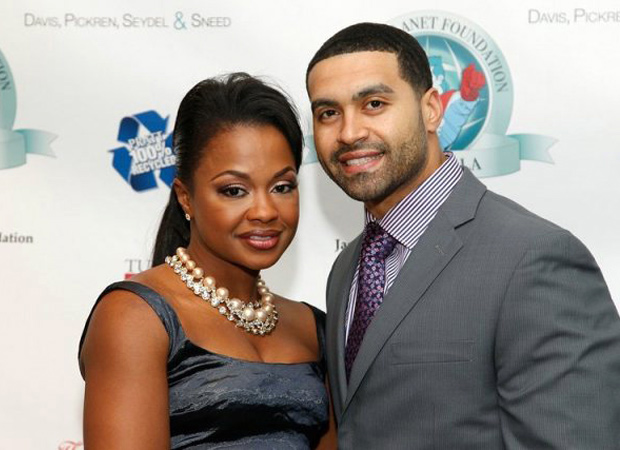 Phaedra Parks Pregnant With Baby No. 2!